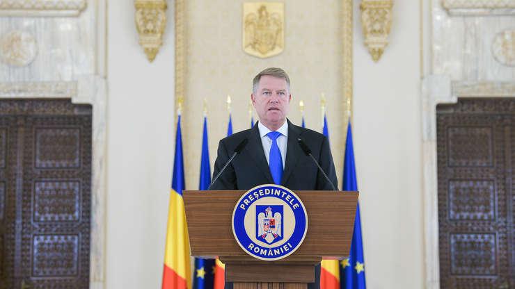 Klaus Iohannis a avut consultări cu partidele, pentru formarea Guvernului (Sursa foto: presidency.ro)