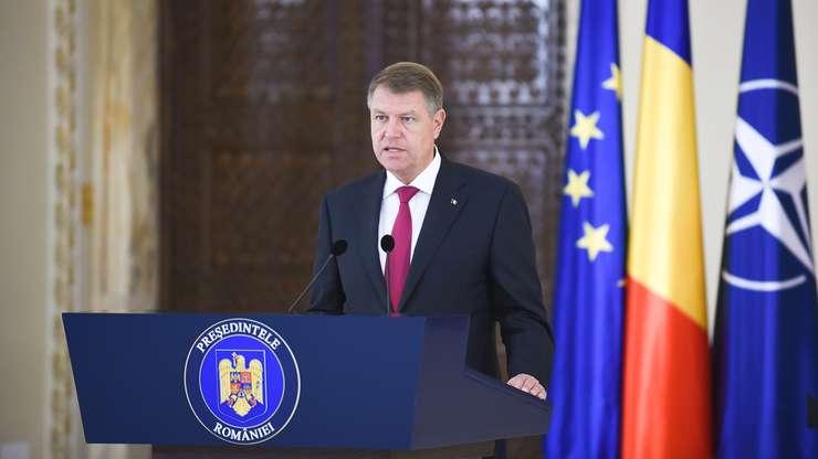 Preşedintele Klaus Iohannis pledează pentru Europa apărării (Sursa foto: www.presidency.ro/arhivă)