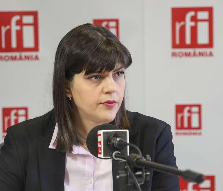Laura Codruţa Kovesi va rămâne la şefia DNA, crede Kelemen Hunor (Foto: arhivă RFI)