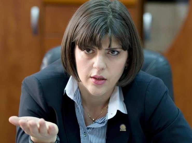 Procurorul șef al DNA, Laura Codruța Kovesi