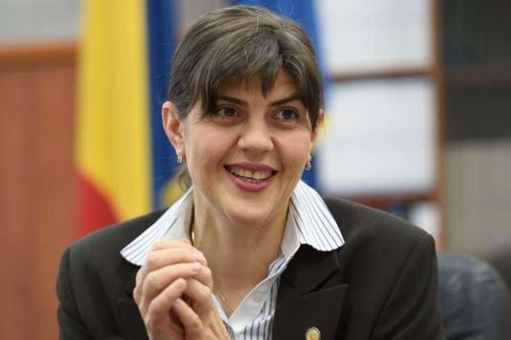 Laura Codruta Kövesi, sefa DNA, Bucuresti 6 decembrie 2016