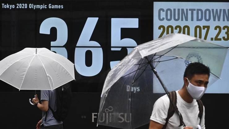 a Tokyo ar fi trebuit sa se deschida pe 27/07/2020 Jocurile Olimpice dar ele au fost amânate cu un an pe fondul pandemiei de coronavirus.