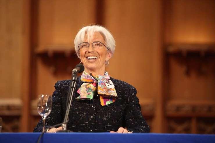 Șefa FMI a cerut într-un discurs susținut la Londra ca băncile și bancherii să se întoarcă la misiunea lor inițială.