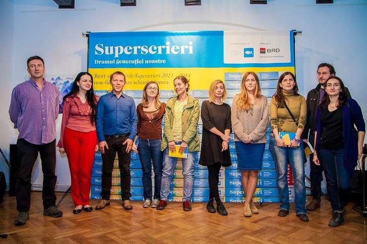 Lansare București- Autori carte