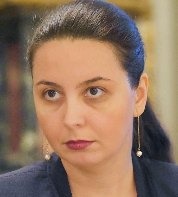 Laura Ștefan crede că procesul de selectare a candidaților pentru CCR nu a fost transparent (Sursa foto: Facebook/Laura Ștefan)