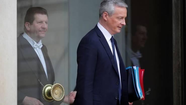 Bruno Le Maire, ministrul francez al Economiei, promite cà va face totul pentru firmele si angajatii francezi