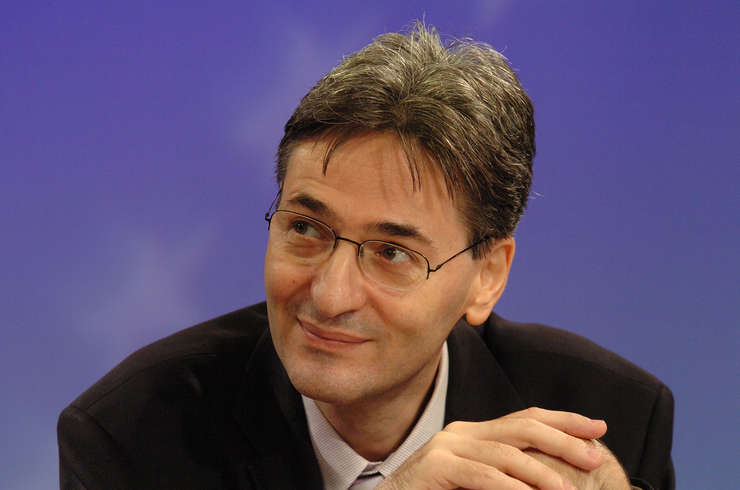 Leonard Orban, consilier prezidenţial pentru Afaceri Europene