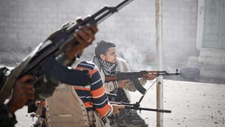 Bàtàlia de la Sirta, 12 octombrie 2011
