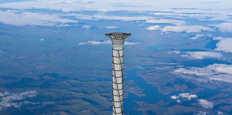 Liftul spaţial al companiei Thoth Technology