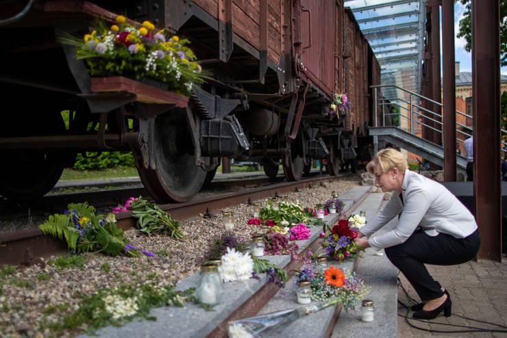 Comemorarea a 80 de ani de la deportările staliniste în Lituania