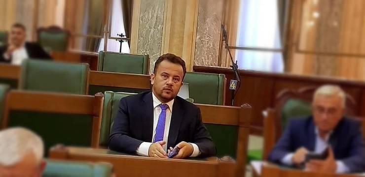 Liviu Pop: Cazul valizei Tel Drum trebuie clarificat (Sursa foto: Facebook/Liviu Pop)