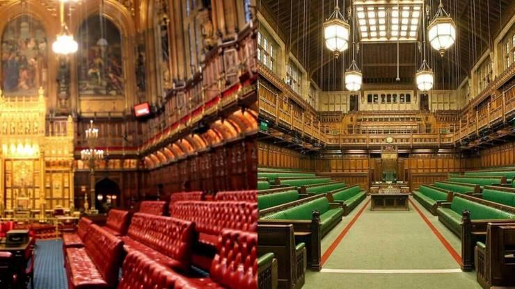 Camera Lorzilor și Camera Comunelor