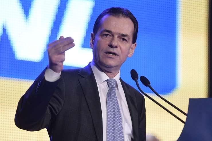 Ludovic Orban critică Guvernul pe tema pensiilor speciale (Sursa foto: www.pnl.ro)