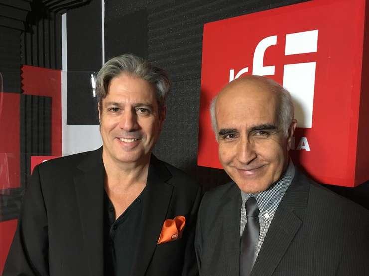 Nicolas Don et Mohamed Ketata