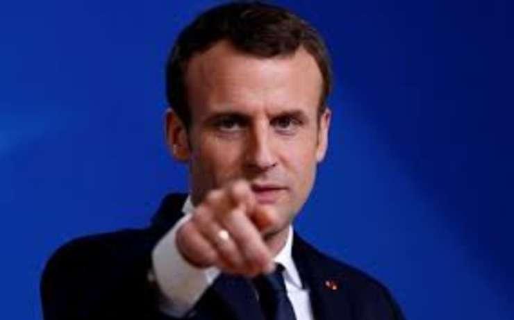 Macron: Franta are dovada ca guvernul sirian a folosit arme chimice la Douma