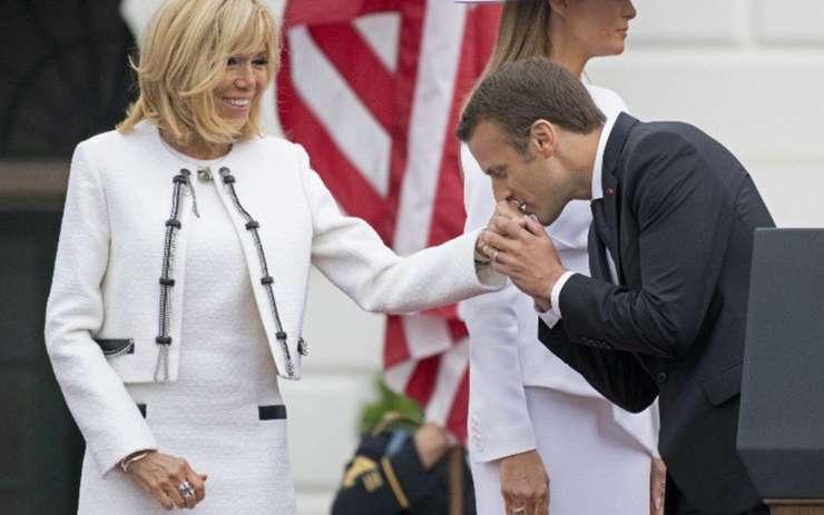 Brigitte si Emmanuel Macron formeazà un cuplu fuzional, scrie Le Parisien citând din anturajul prezidential
