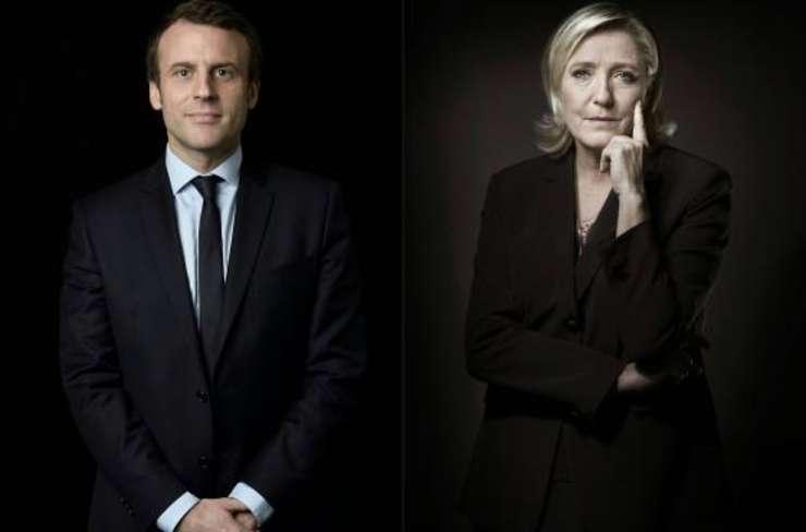 Emmanuel Macron si Marine Le Pen se vor confrunta duminicà 7 mai în finala prezidentialelor franceze