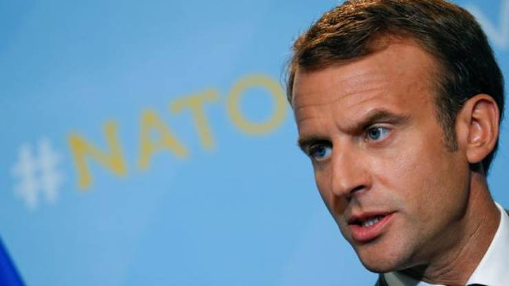 Emmanuel Macron îsi doreste emergenta unei Europe a apàrii puternice