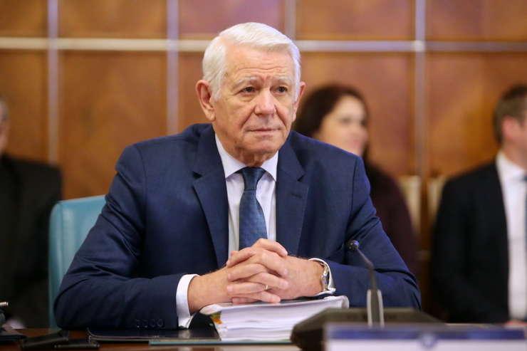 Teodor Meleșcanu, schimbare de poziție pe tema crizei din Republica Moldova? (Sursa foto: gov.ro)