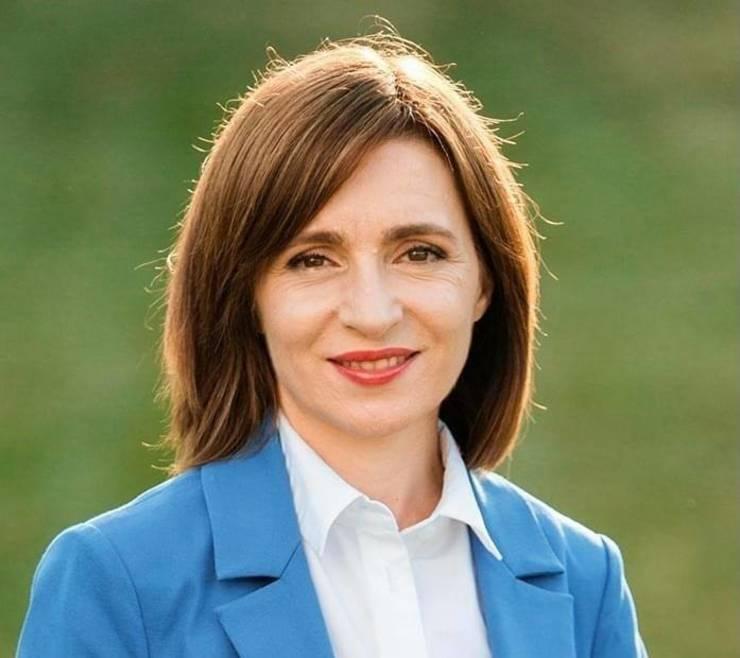 Maia Sandu va deveni presedintele Republicii Moldova