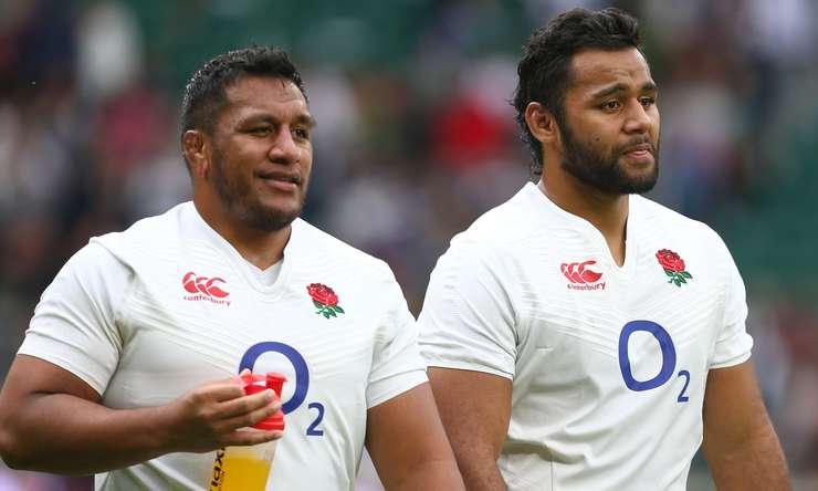 Mako (stânga) și Billy Vunipola