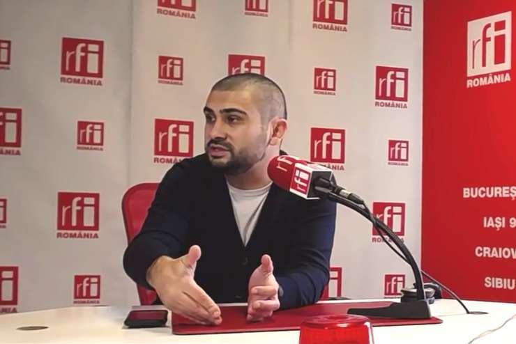 Petre Florin Manole, unul dintre iniţiatorii legii anti-bullying (Foto: arhivă RFI)