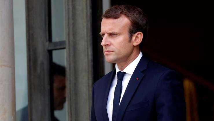 Presedintele Emmanuel Macron se confruntà cu prima grevà