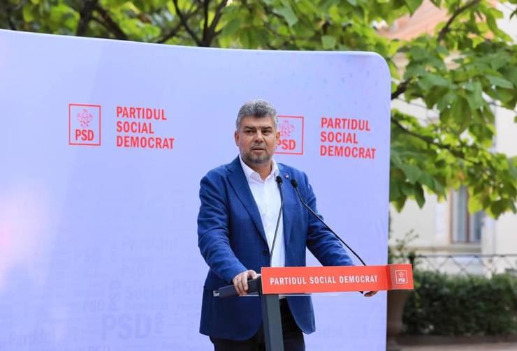 Marcel Ciolacu: Guvernul Cioloș nu are cum să treacă (Sursa foto: Facebook/Marcel Ciolacu)