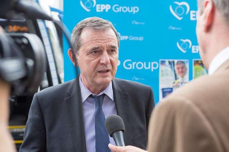 Europarlamentarul PNL Marian-Jean Marinescu (Sursa foto: Facebook/Marian-Jean Marinescu)