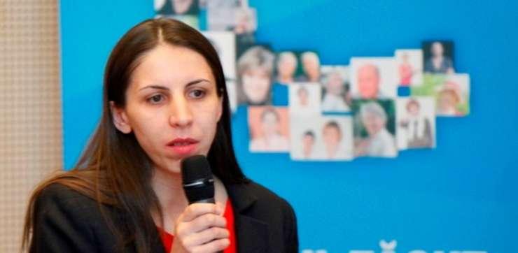 Marinela Debu, preşedinta Asociatiei Pacientilor cu Afectiuni Hepatice