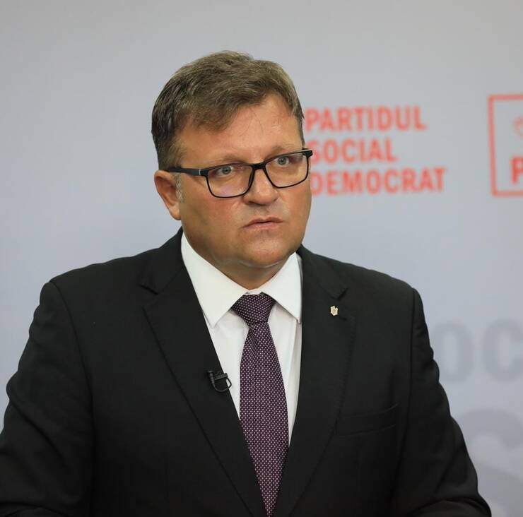 Marius Budăi susține că nu există spor de calculator în sistemul bugetar (Sursa foto: Facebook/Marius Budăi)
