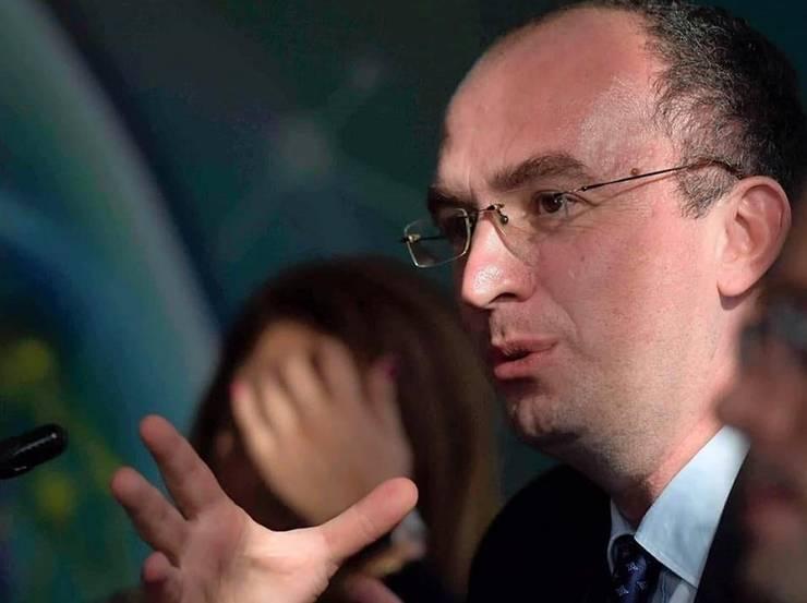 Medicul Marius Geantă, președintele Centrului pentru Inovație în Medicină.