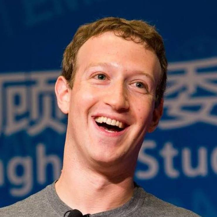 Mark Zuckerberg este fondator și proprietar al Facebook