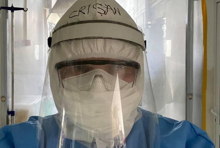 """Radu Gănescu, Coaliția Pacienților: """" Recompensarea medicilor dacă s-ar vaccina nu cred că e o idee bună"""""""