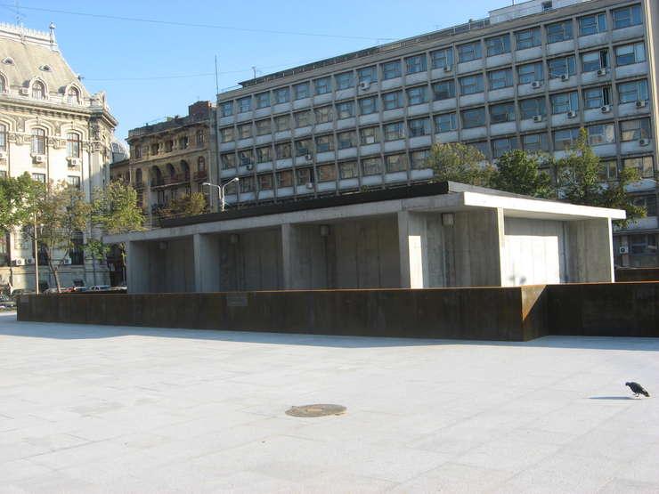 Memorialul Holocaustului din București