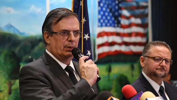 Ministrul mexican de externe, Marcelo Ebrard, a confirmat cà Mexicul va depune plângere contra ceea ce considerà «un act de terorism».