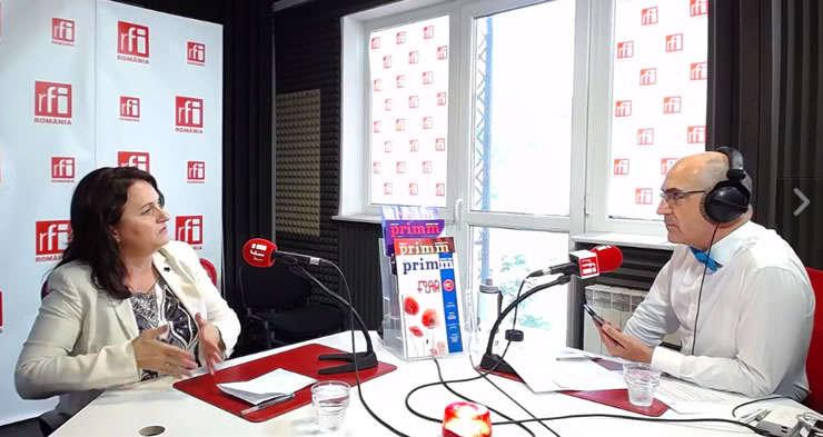 Mihaela COJOCARU și Sergiu COSTACHE