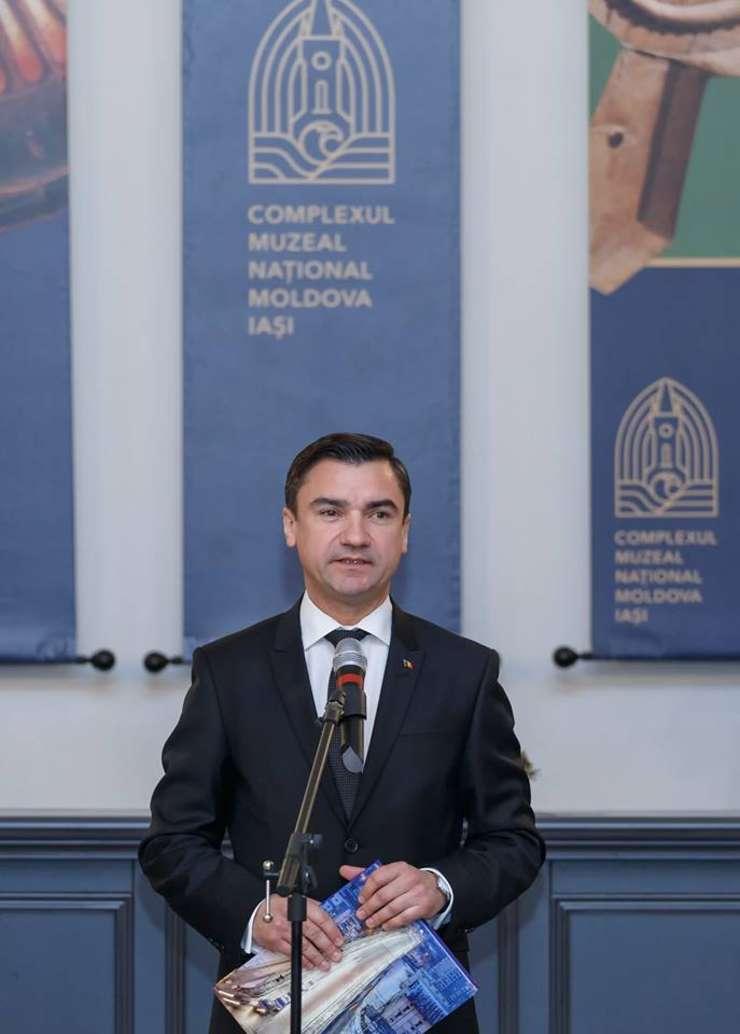 Mihai Chirica, vicepreşedinte PSD (Sursa foto: Facebook/Mihai Chirica)