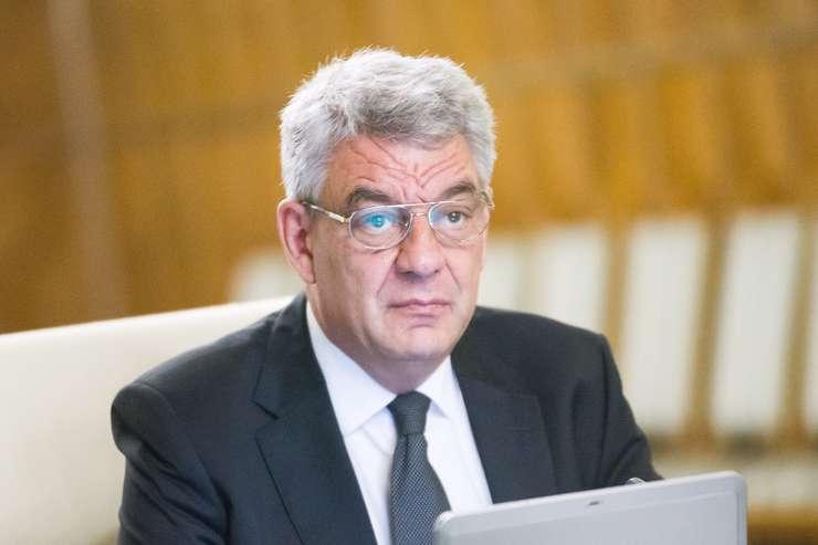 Premierul Mihai Tudose, suspectat de plagiat (Sursa foto: www.gov.ro)