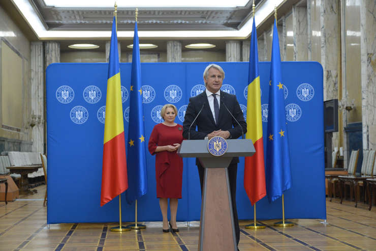 Eugen Teodorovici cere demiterea lui Ionuţ Mişa de la ANAF (Sursa foto: site Ministerul de Finanţe)