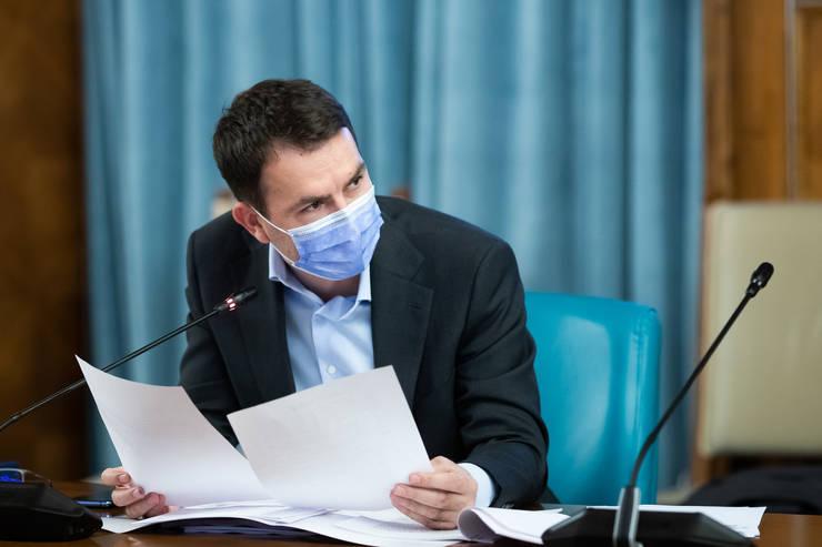 Cătălin Drulă: Nu s-a inflamat nimeni din coaliție pe buget (Sursa foto: gov.ro)