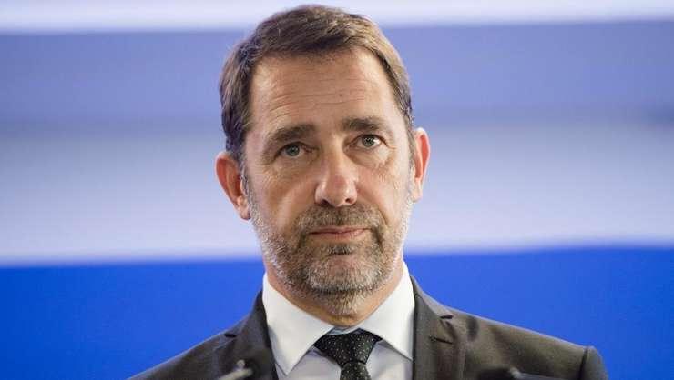 Ministrul de Interne al Frantei, Christophe Castaner.