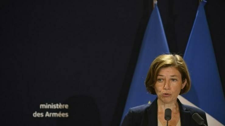 Ministrul francez al Armatelor, Florence Parly, aici în octobre 2018.
