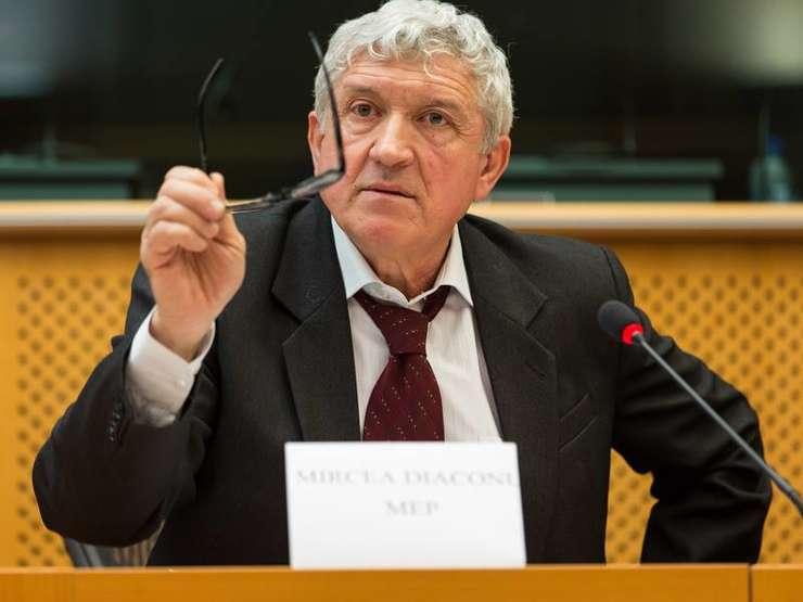 Mircea Diaconu vrea să fie președinte (Foto: Facebook/Mircea Diaconu)