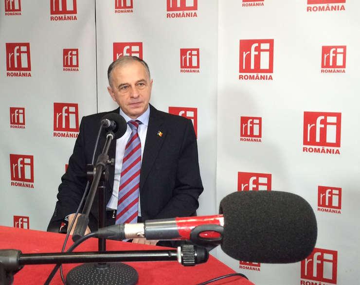 Mircea Geoană, despre conflictul dintre Turcia şi Olanda: Este o criză extrem de gravă (Foto: arhivă RFI)