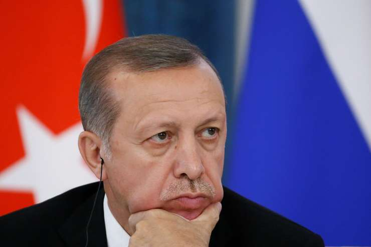 Preşedintele turc, Recep Tayyip Erdogan (Foto: Reuters/Sergei Karpukhin)