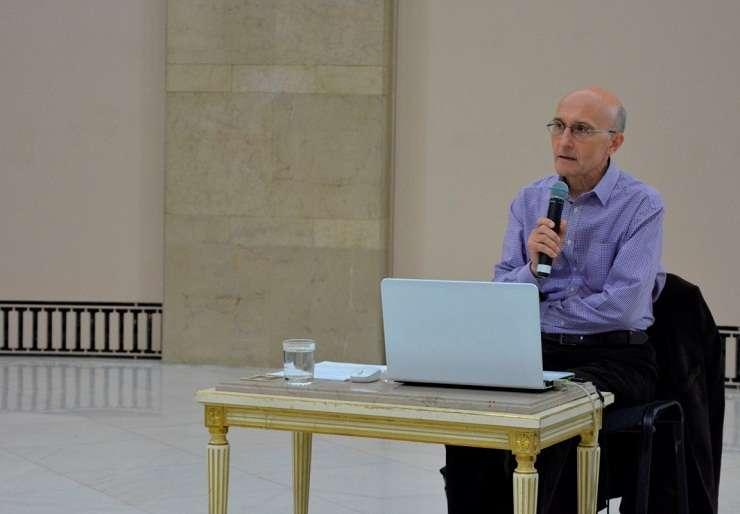 Matei Stîrcea-Crăciun, cercetător la Institutul de Antropologie Francisc Rainer al Academiei Române