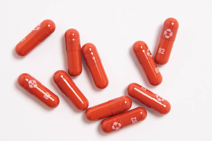 Molnupiravir se numeste produsul companiei americane Merck si este un medicament anti-Covid.