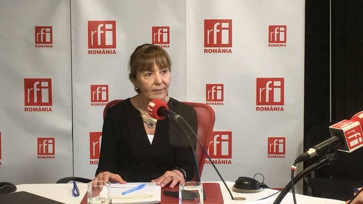 Monica Macovei îi cere demisia ministrului Justiţiei, Tudorel Toader (Foto: arhivă RFI)