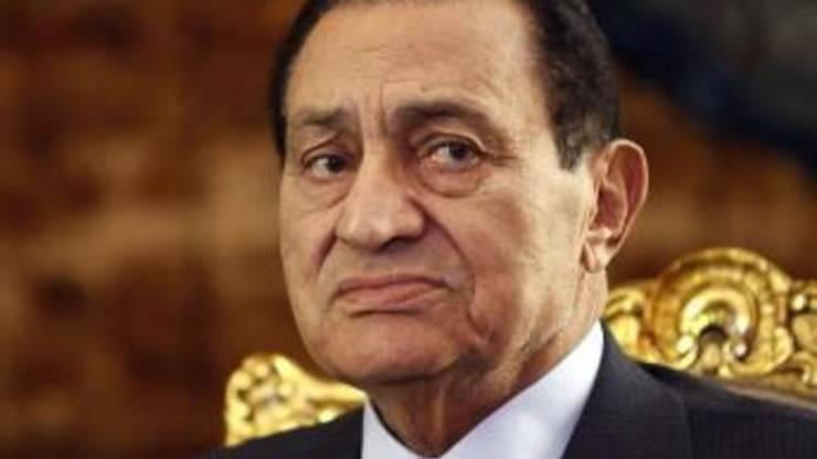 Hosni Mubarak, la Cairo în 2010